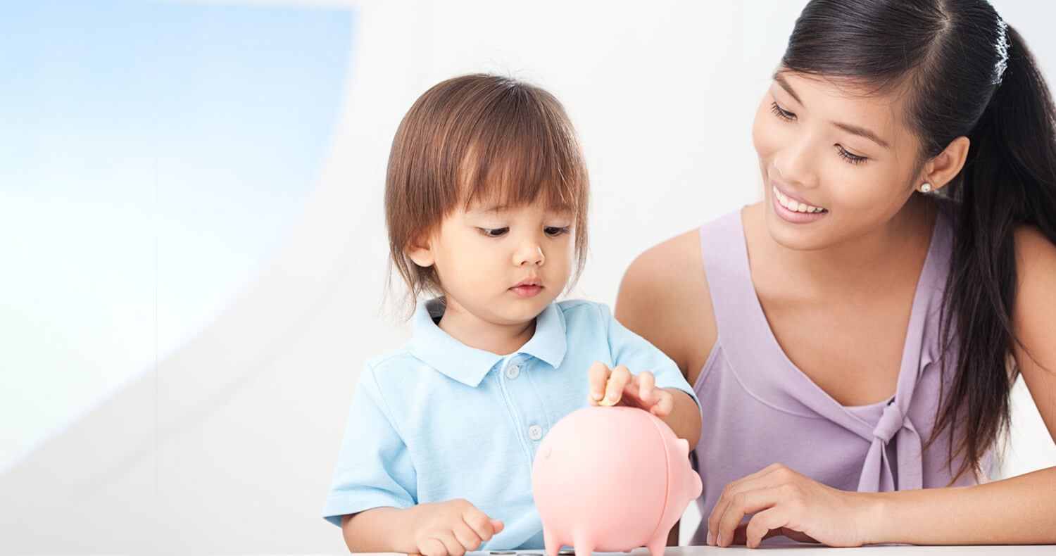 IPFM - Investments mother and child saving